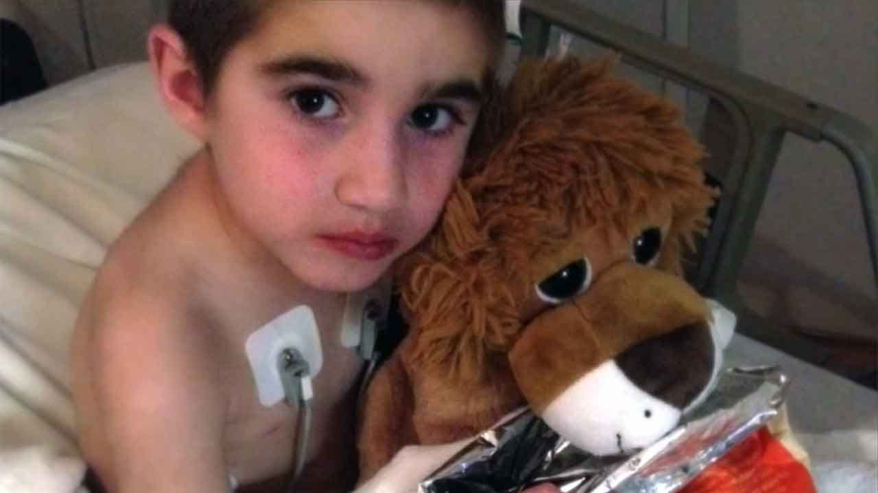 Oklahoma Boy Waiting For Second Heart Transplant