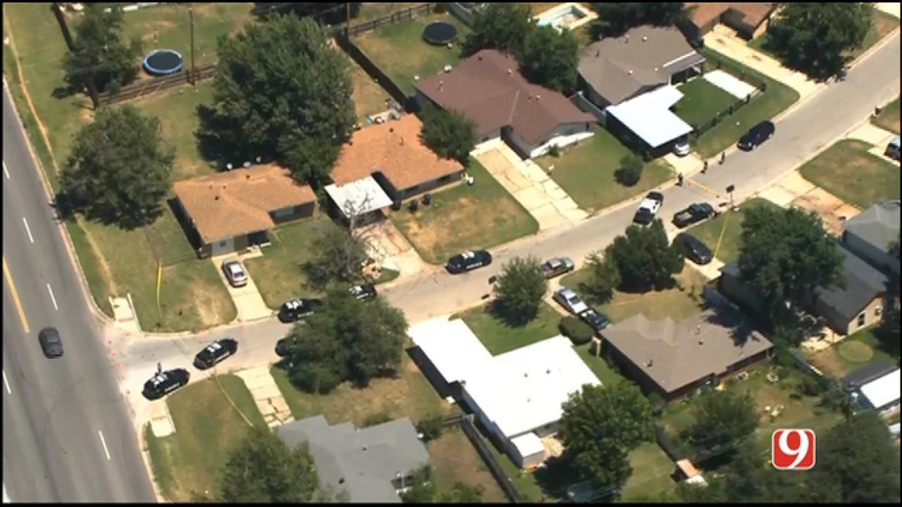 Police Investigate Homicide In SW OKC Neighborhood