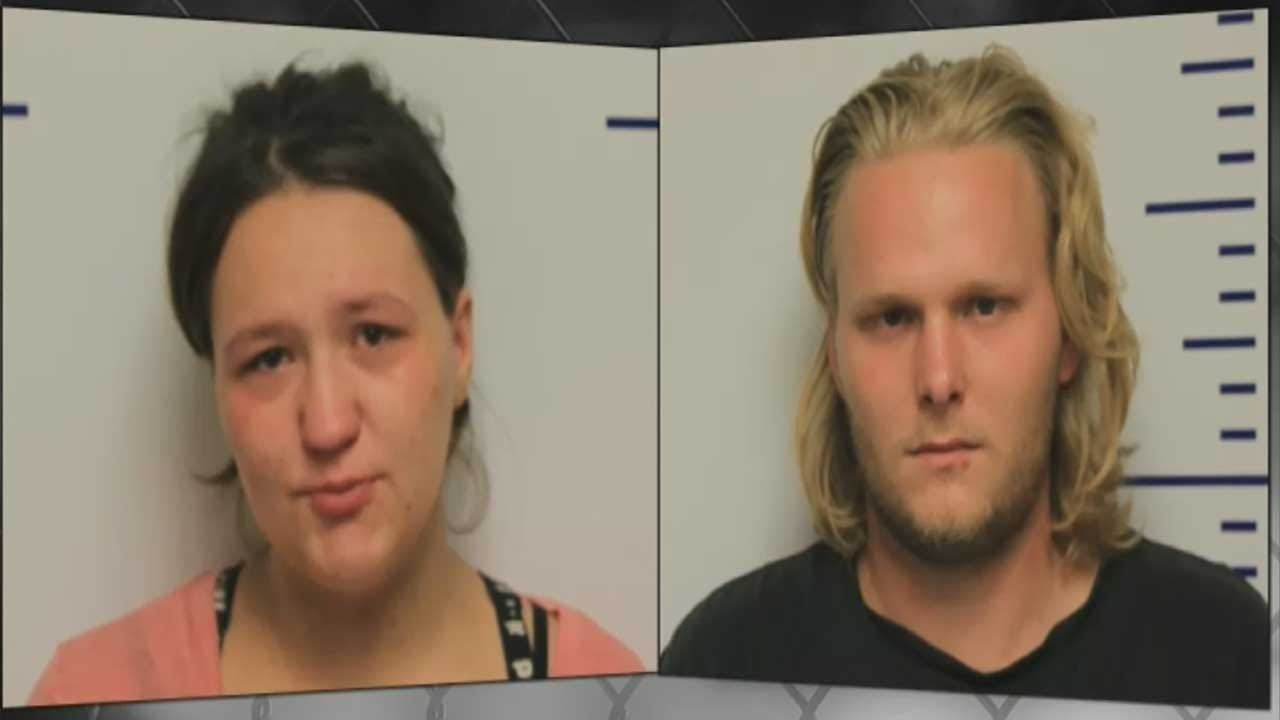 Two Arrested, Accused Of Having 11-Year-Old Smoke Meth