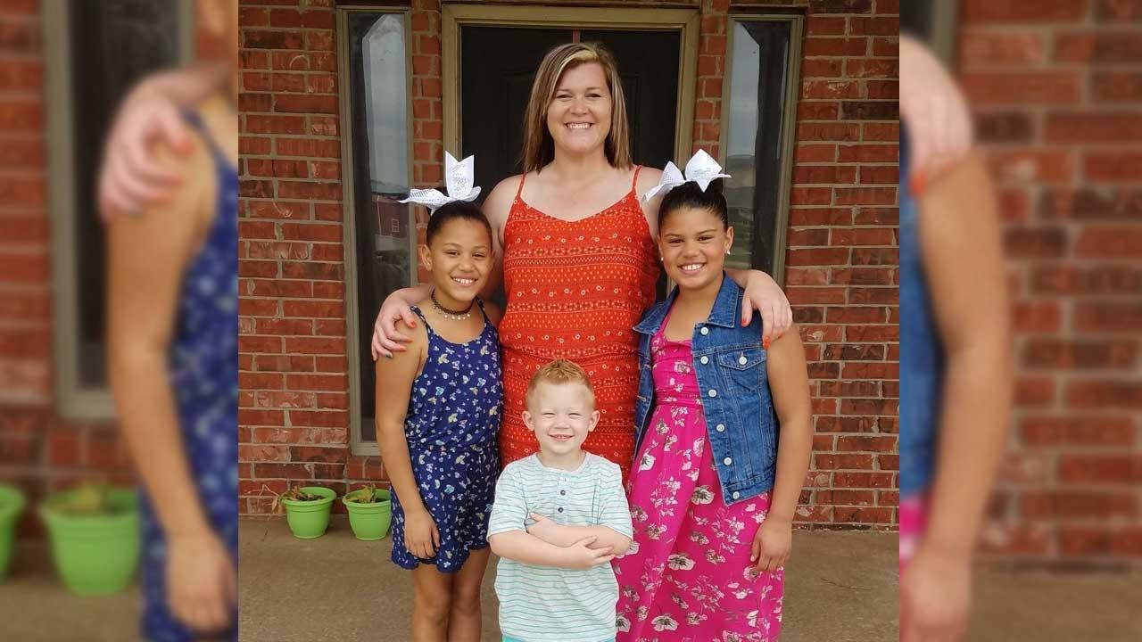 OKC Homicide Victim Leaves Behind Three Children