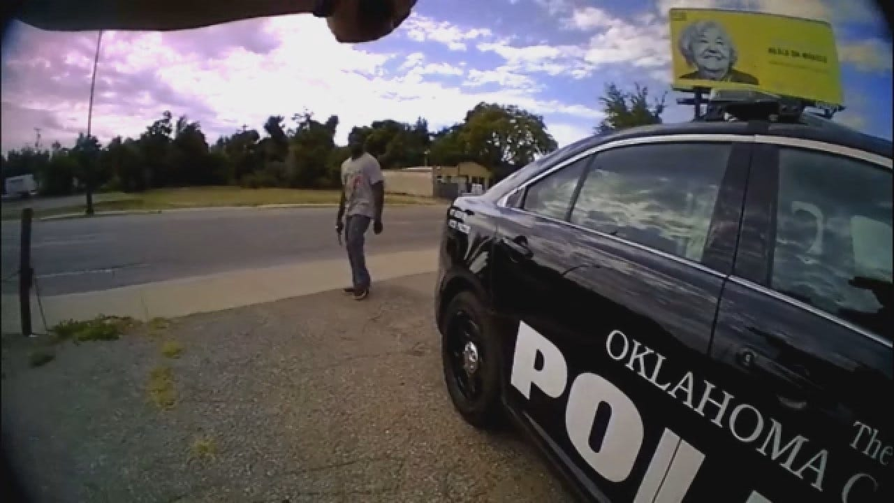 Bodycam Footage Released From Deadly Officer-Involved Shooting In SW OKC