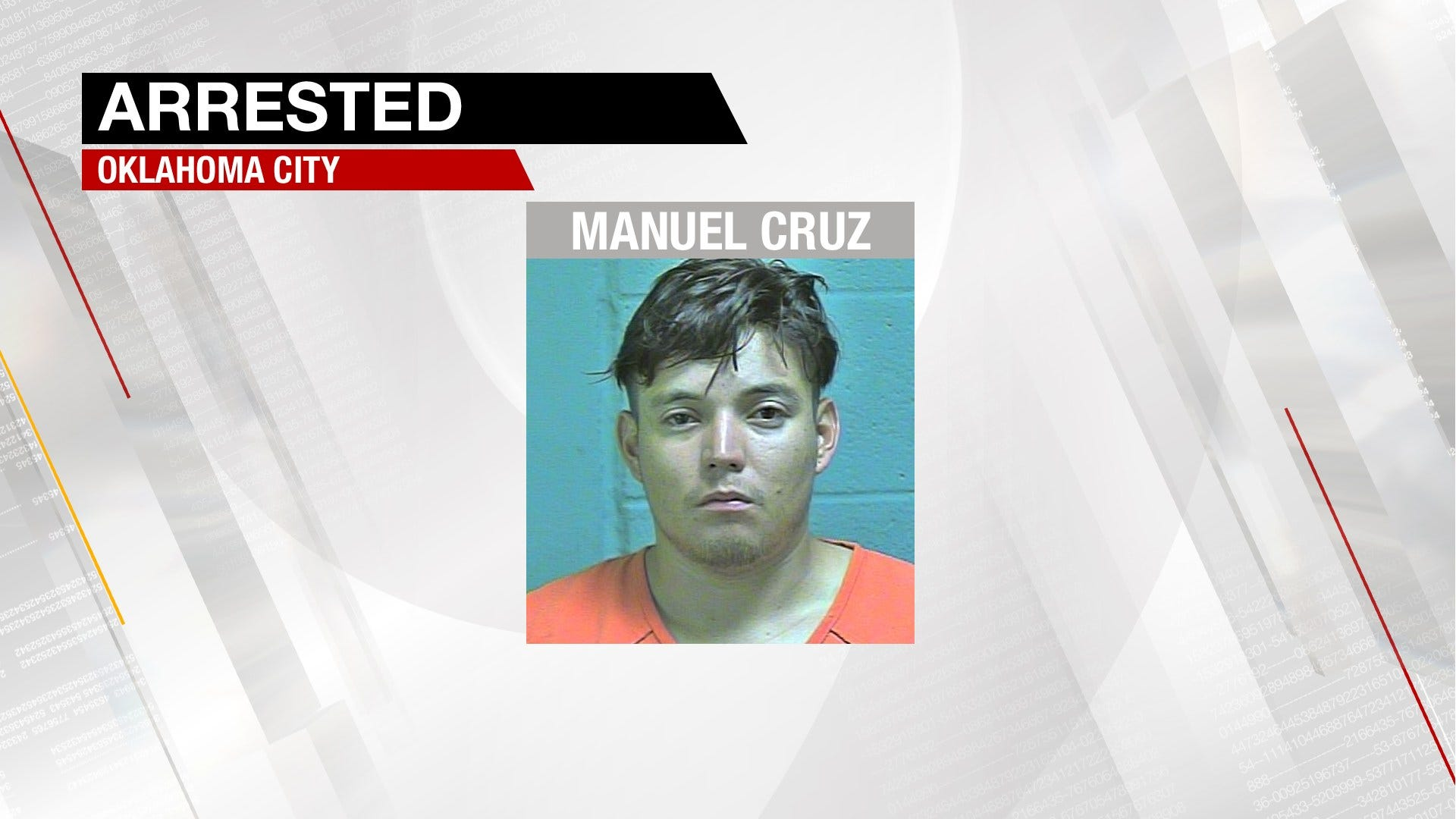 OKCPD Arrests One In Connection With Early Sunday Homicide