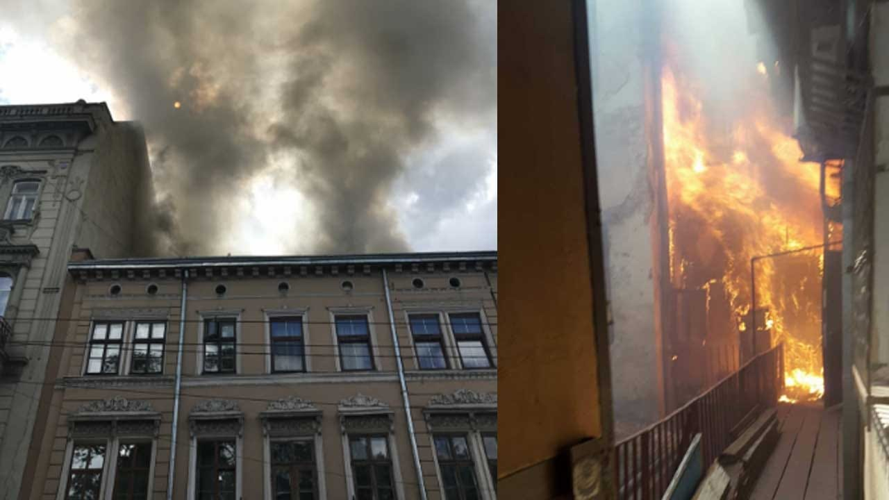Oklahoma National Guard Soldiers Save Residents In Ukraine Apartment Fire