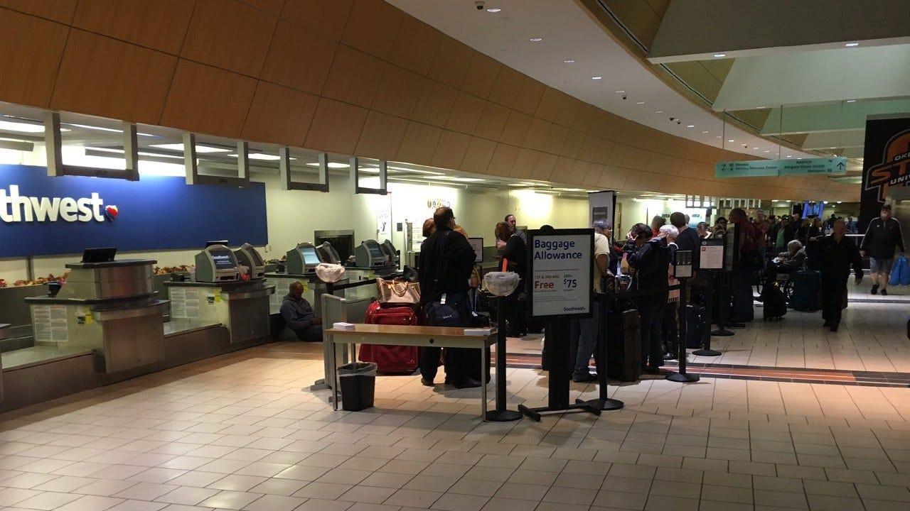 Will Rogers Begins TSA Pre-Checks Today