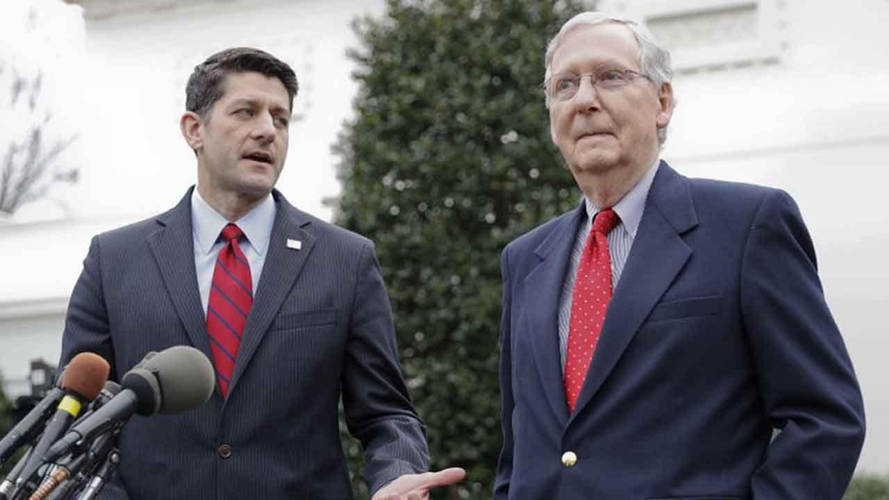 Two More Senate Republicans Oppose Health Care Bill