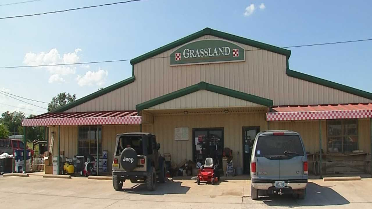Drugs, Cash Stolen From Garvin Co. Veterinary Clinic