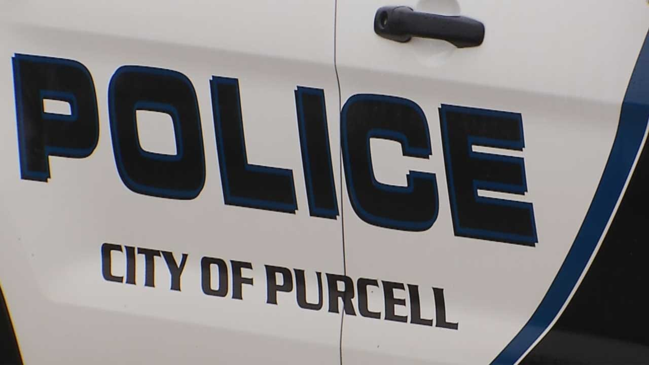 OSBI Served Search Warrant At Purcell Police Department