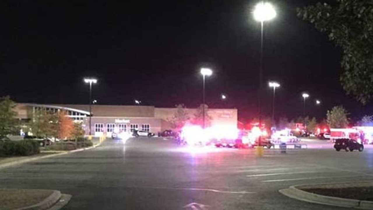 8 Found Dead In Tractor-Trailer Outside San Antonio Walmart