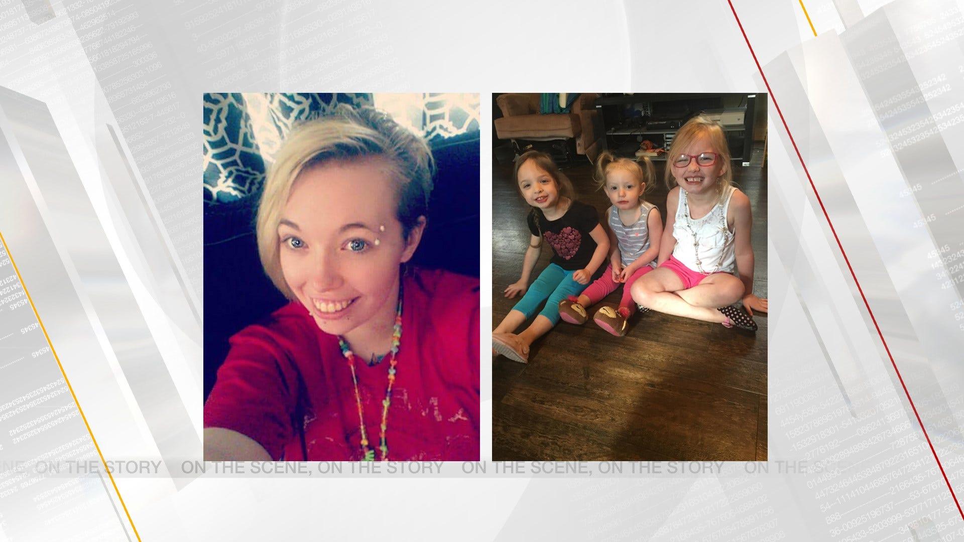 Grady Co. DA: Chickasha Mom, 3 Children Located