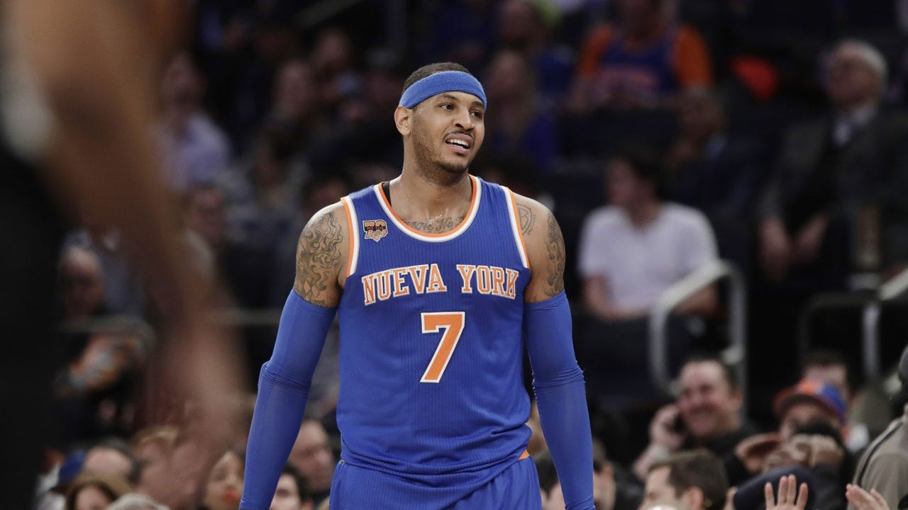 Report: Thunder, Carmelo Anthony Have Mutual Interest