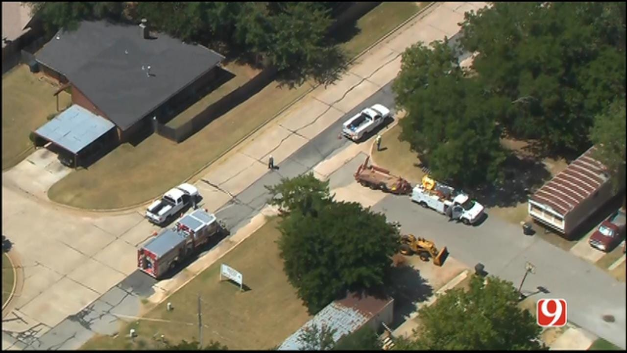 Gas Leak Prompts Evacuations At MWC Mobile Home Park