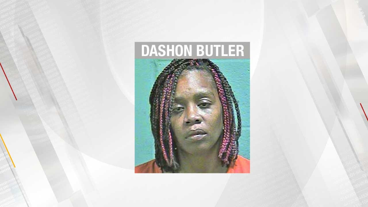 Woman Arrested, Accused Of Throwing Baby Into Vehicle