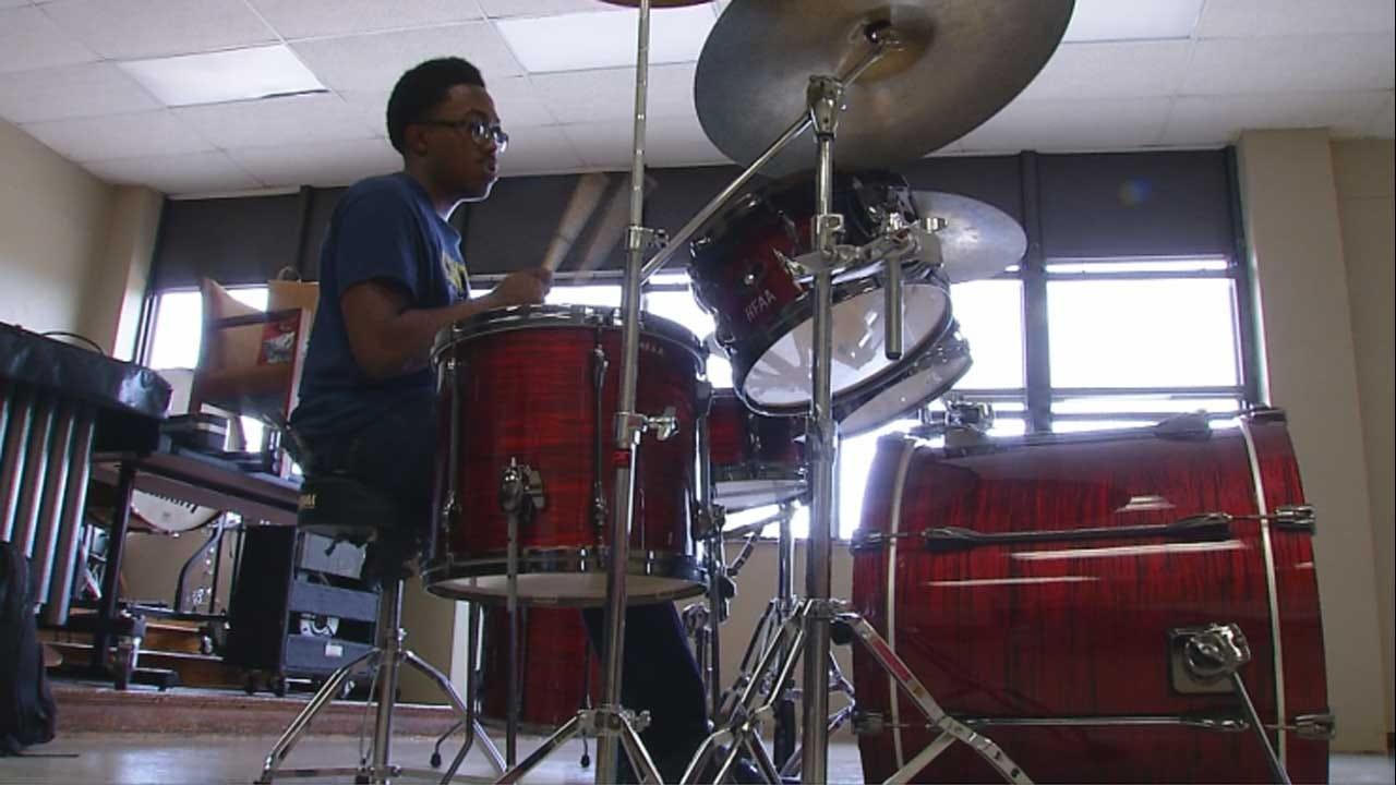 Outdoor Drummer Must Find New Venue In Metro