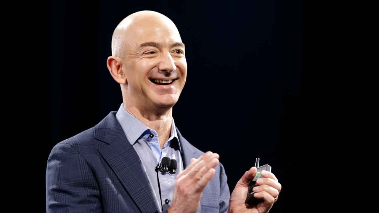 Amazon's Jeff Bezos Tops Gates As World's Richest Person