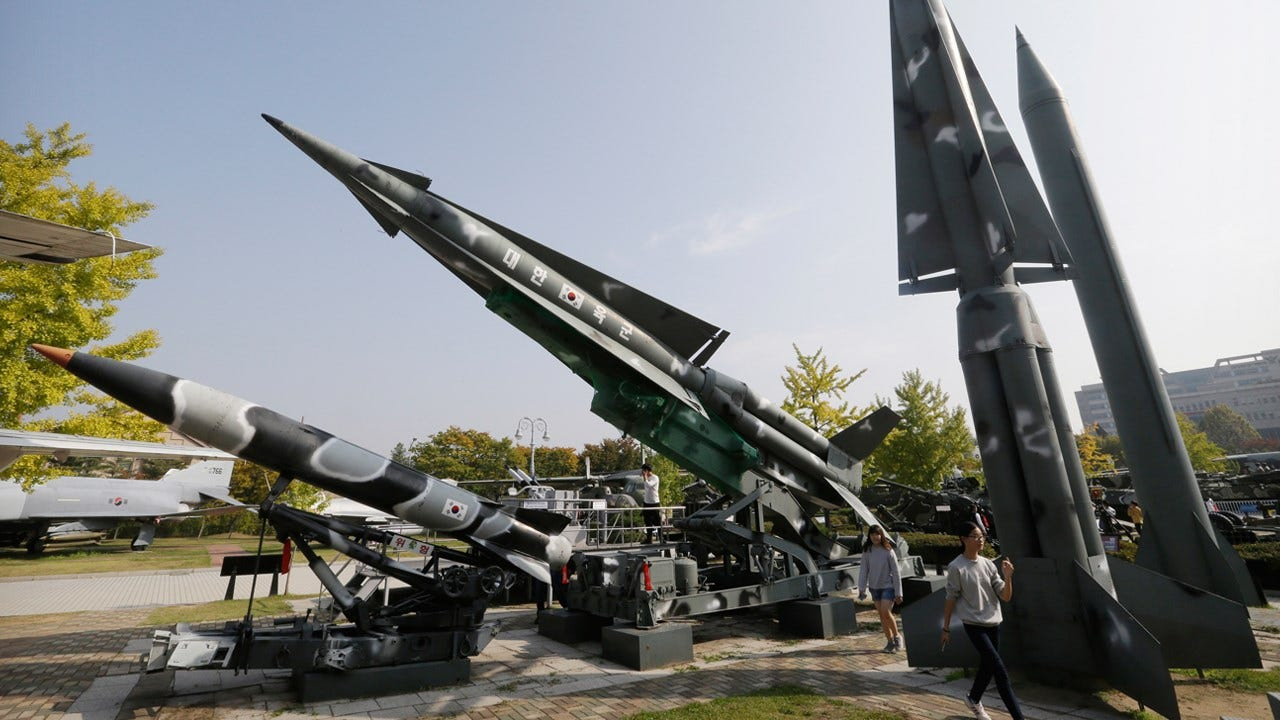 North Korea Missile Launch Confirmed By Pentagon, Japan