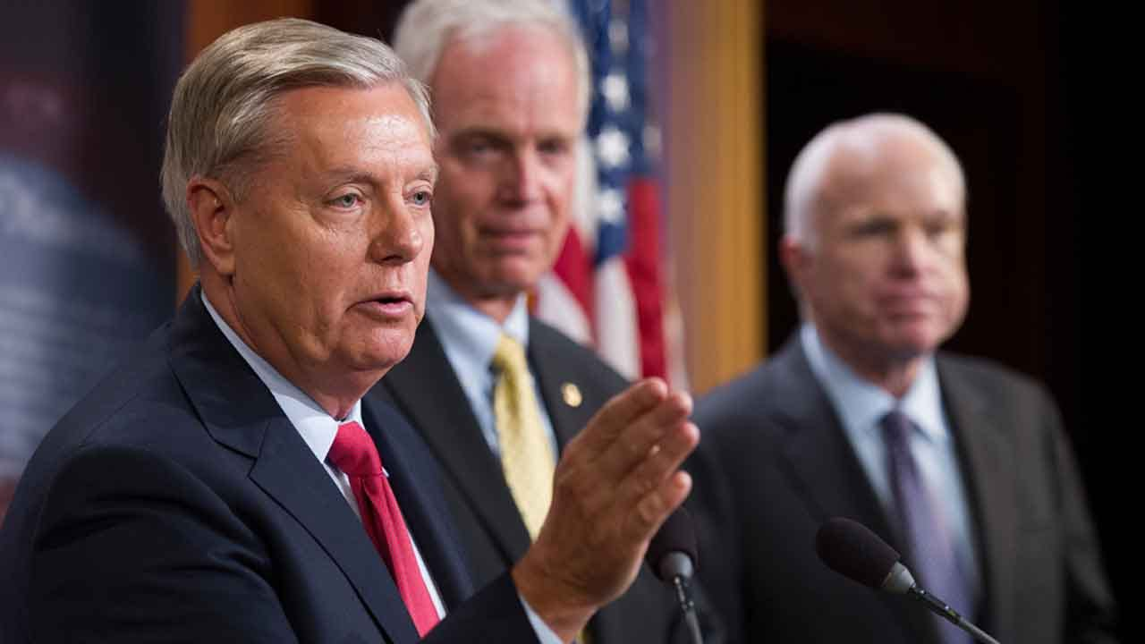 "Senate GOP Fail To Approve ""Skinny Repeal"" Healthcare Bill"