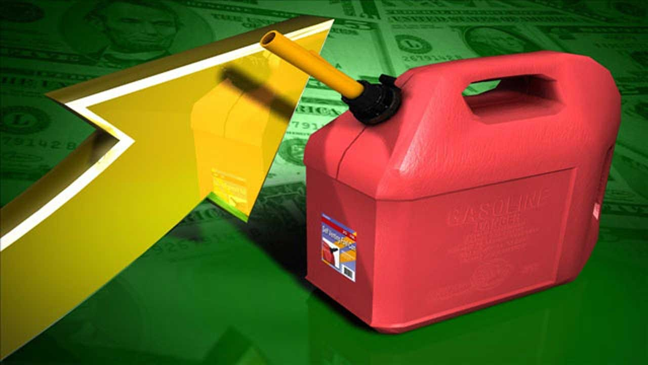 Average Gas Prices In OKC Up 6.7 Cents Per Gallon