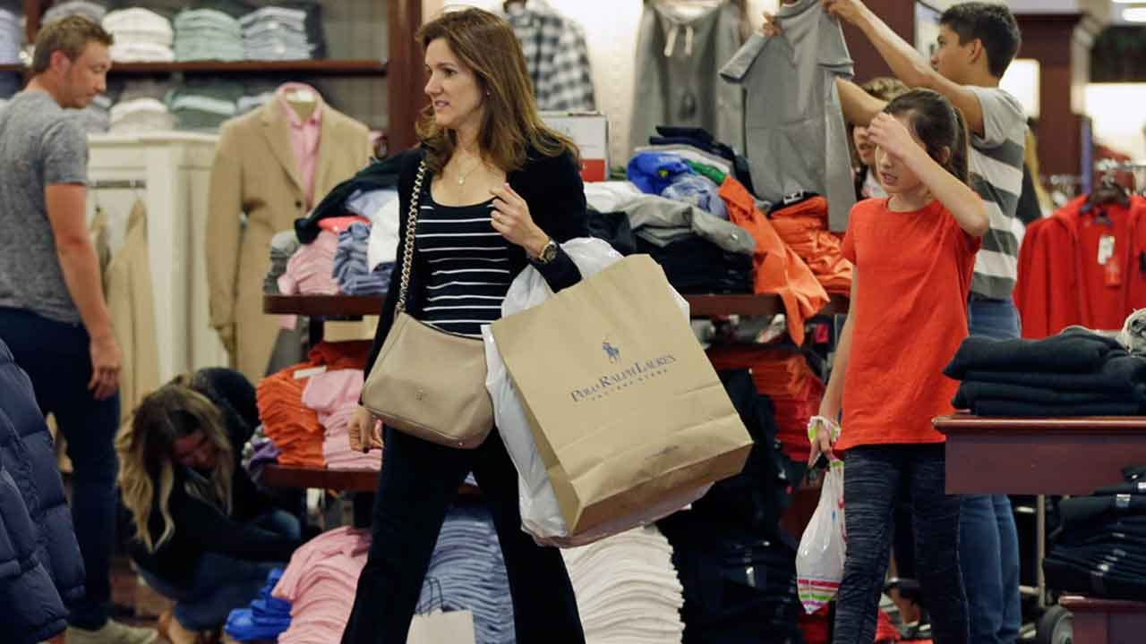 Oklahoma Goes Tax-Free On Clothes, Shoes This Weekend