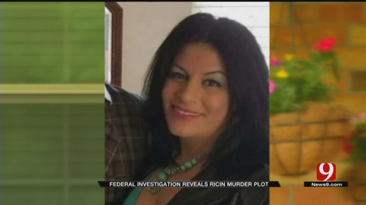 Ponca City Woman Accused Of Trying To Solicit Murder With Ricin