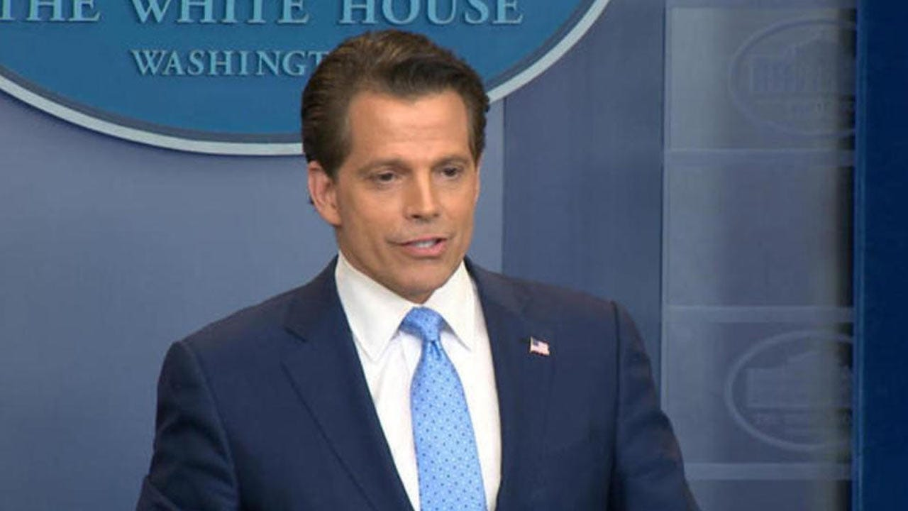 Anthony Scaramucci Removed As White House Communications Director