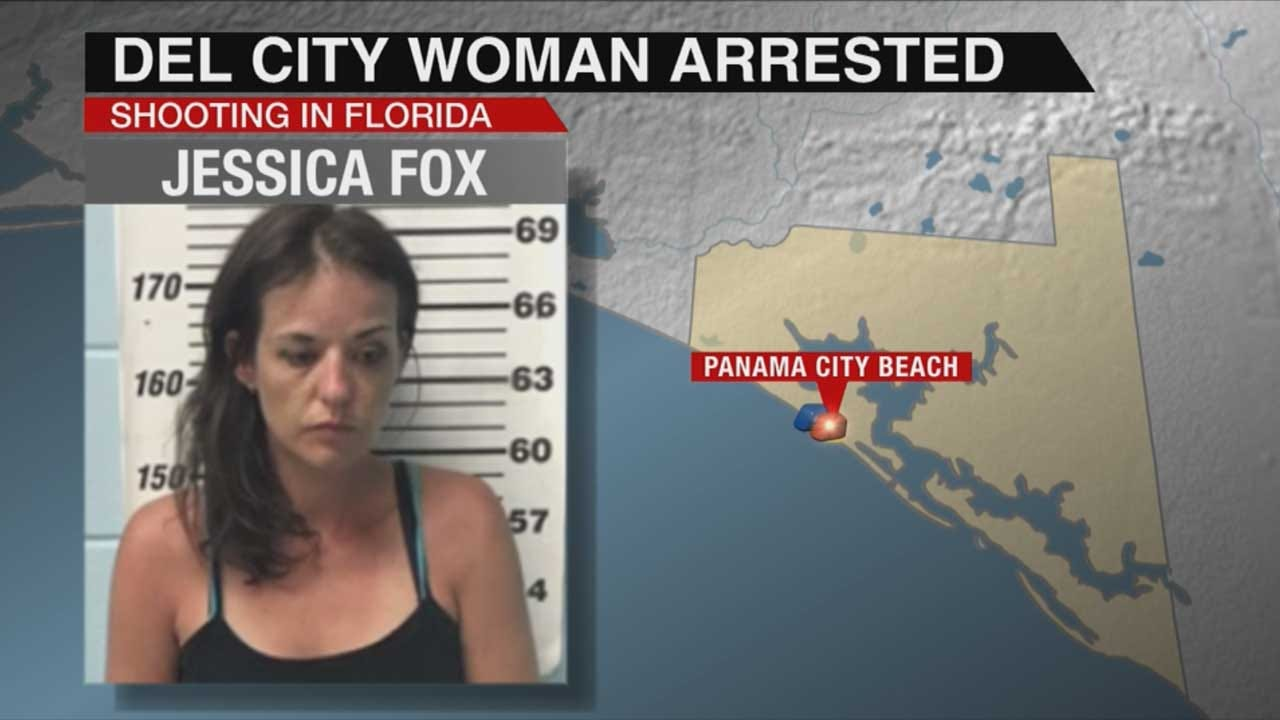 Del City Woman Arrested For Attempted Murder While On Vacation