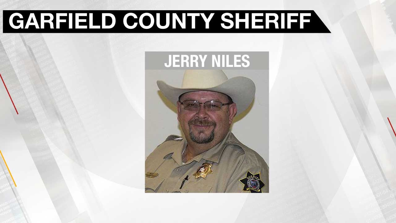 Garfield County Sheriff Jerry Niles Suspended With Pay