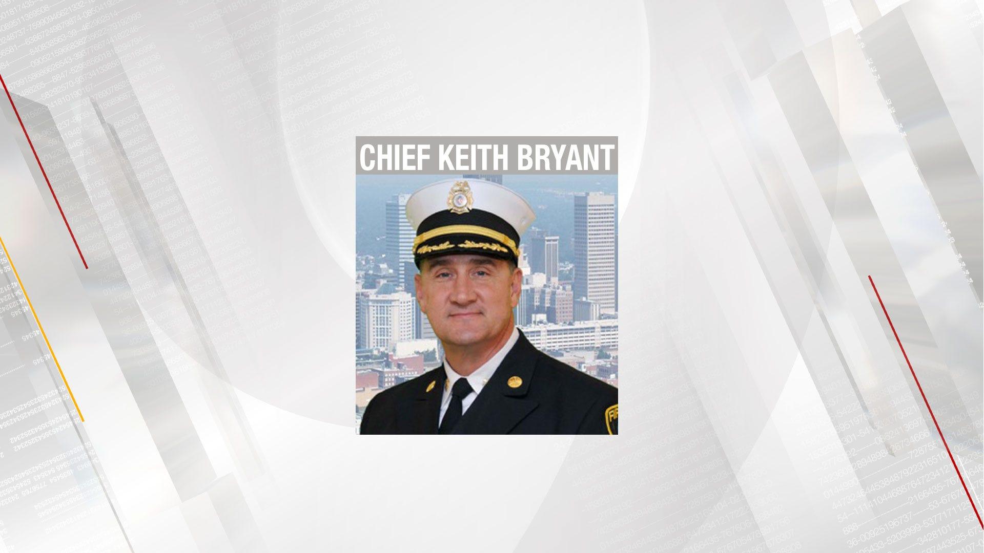OKC Fire Chief Retiring Monday, To Become U.S. Fire Administrator