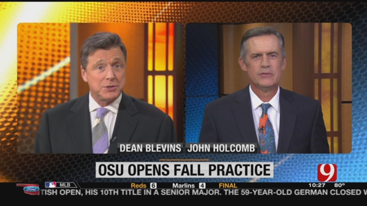 Oklahoma Ford Sports Blitz: July 30