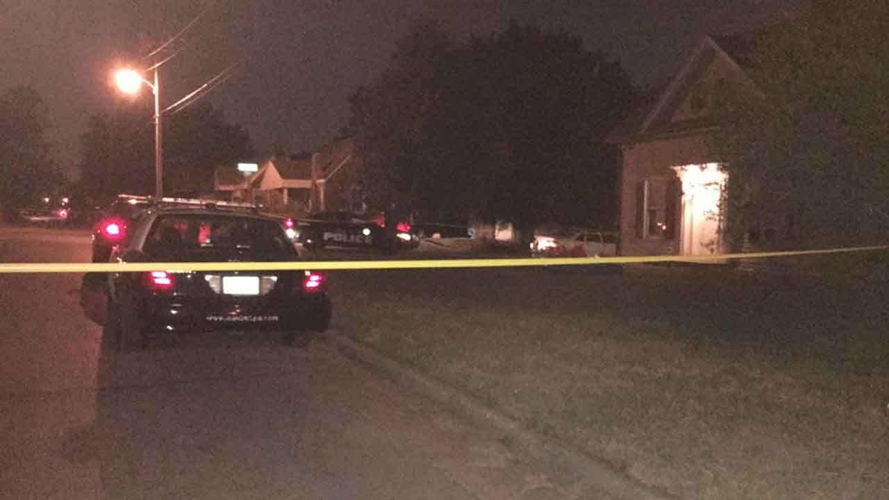 Victim Shot Twice In NW OKC
