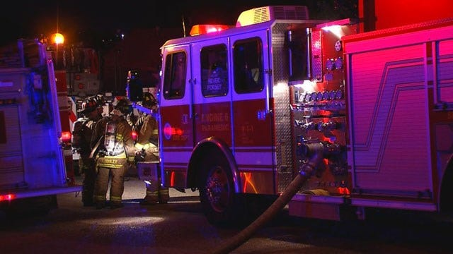 Crews Called To Midwest City House Fire