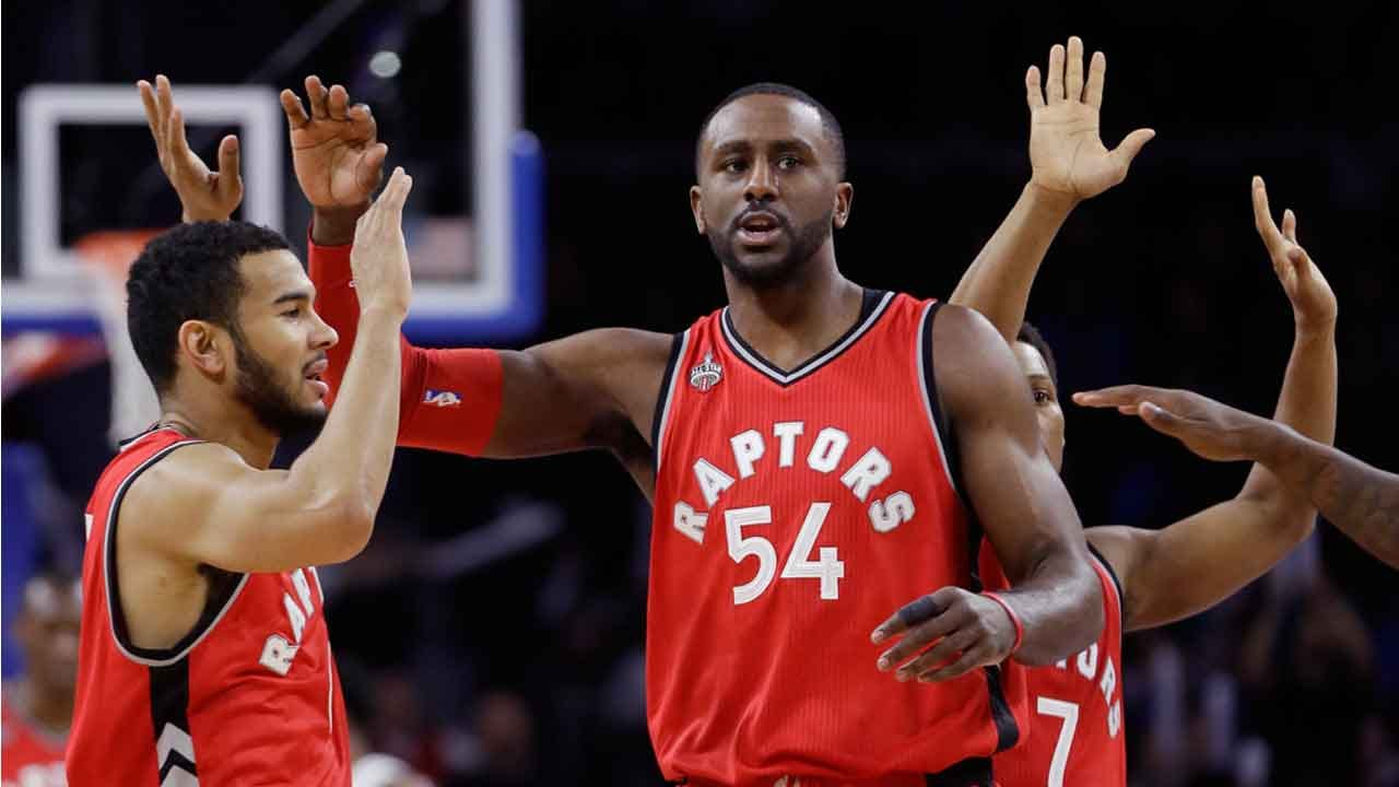 Patrick Patterson Commits To Thunder On Three-Year Deal