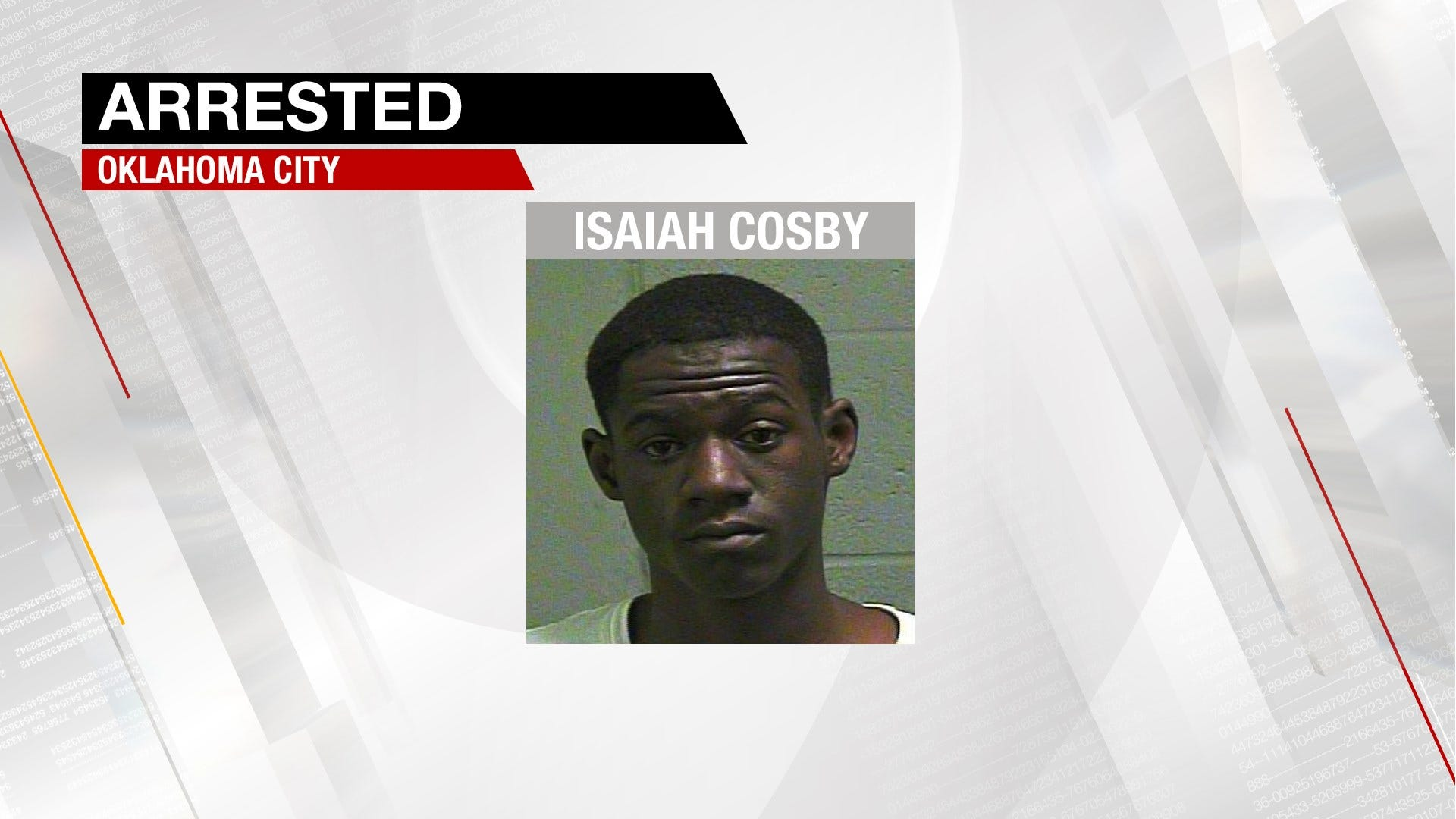 Uncle Charged With Murder In Abuse Death Of OKC Infant