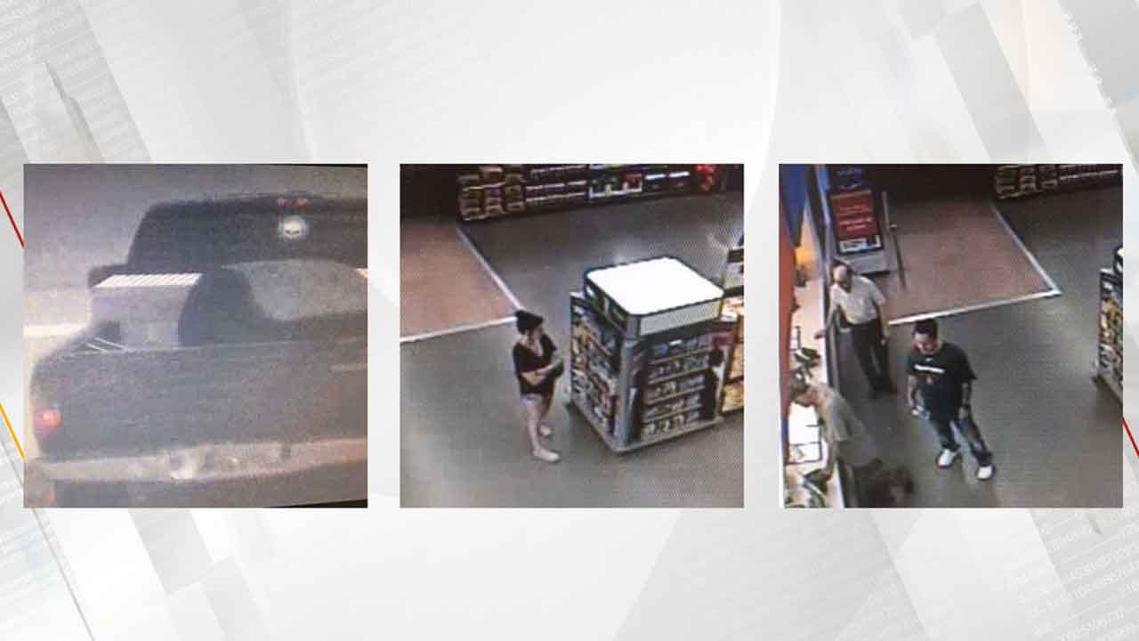 Kingfisher Police Search For Auto-Burglary Suspects