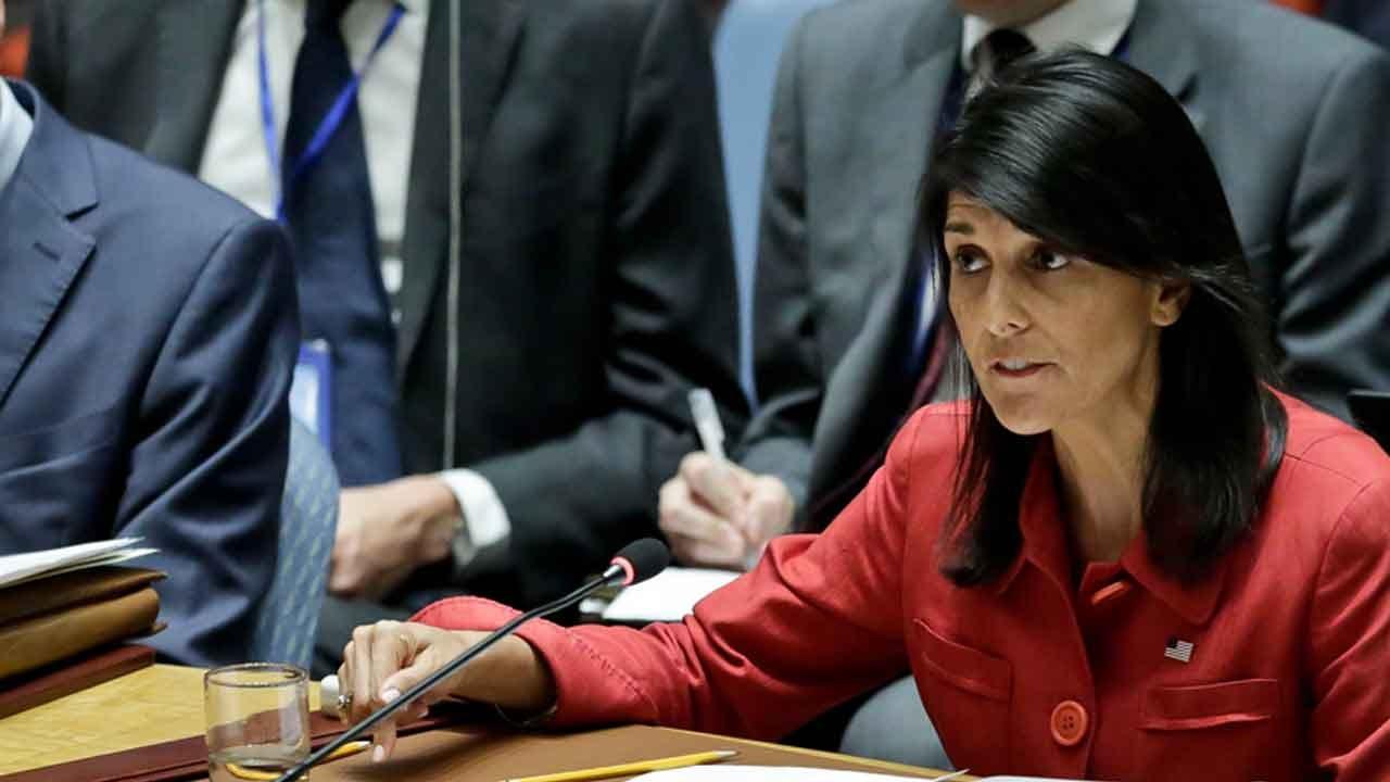 Nikki Haley Resigns As UN Ambassador