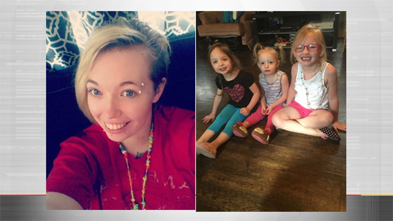 Police Searching For Missing Chickasha Mom, 3 Children