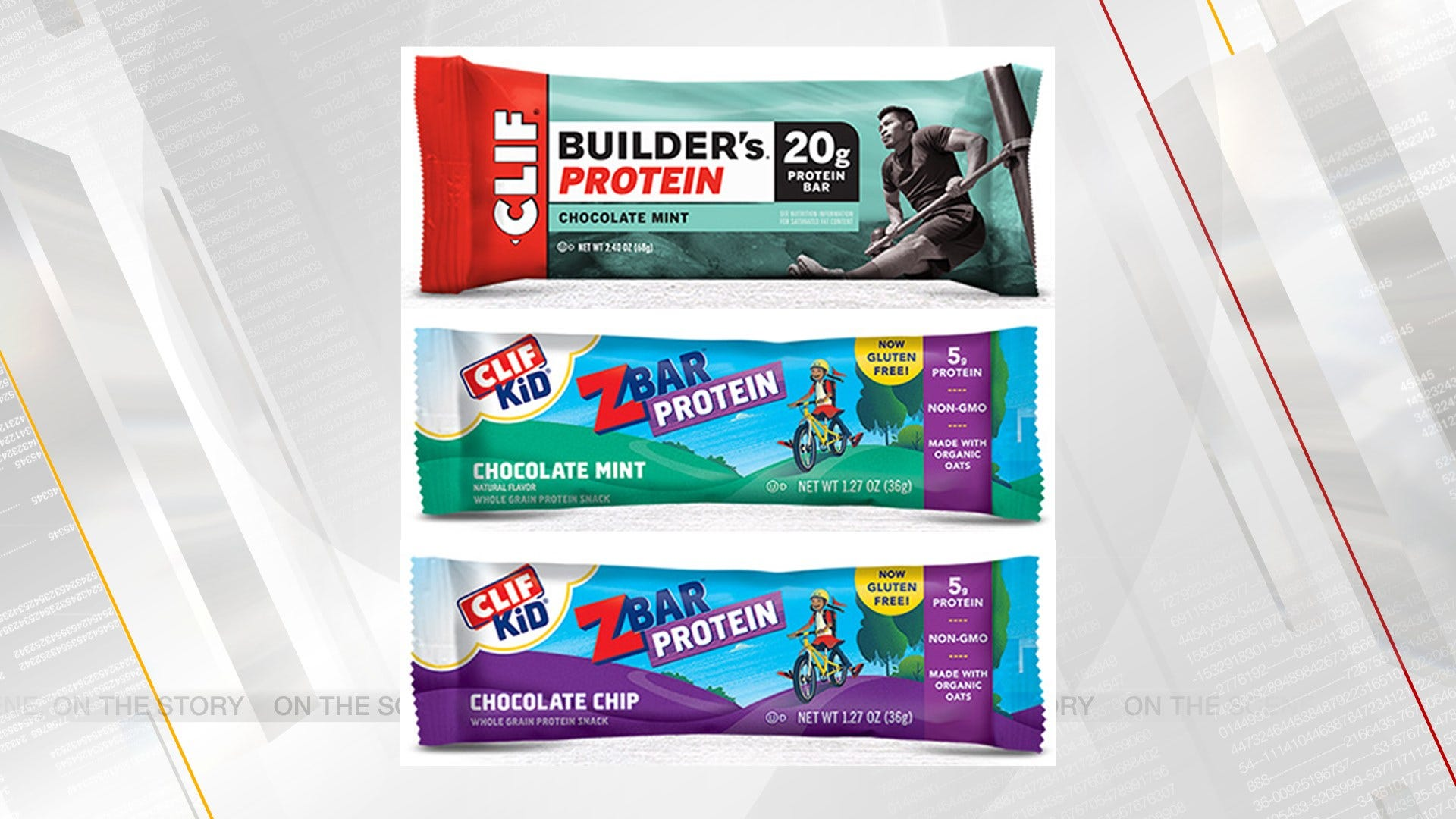 Clif Bar Recalls Some Products After Nut Allergy Reports