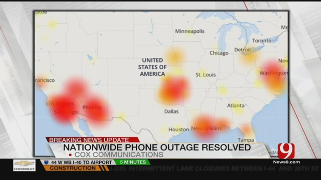 Cox Resolves Nationwide Phone Outage