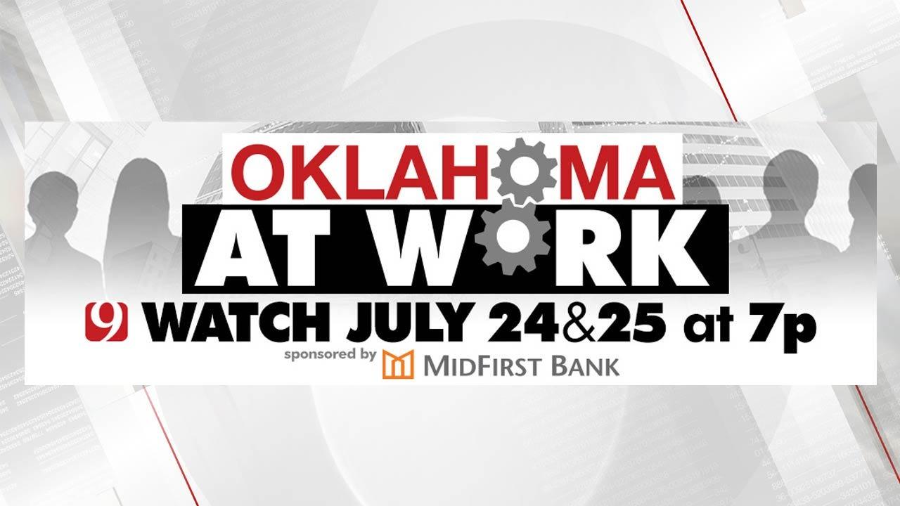 News 9 To Air Oklahoma At Work Specials