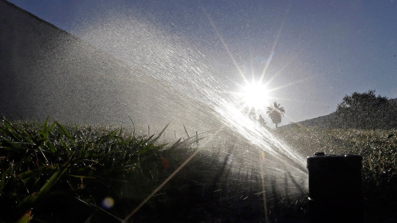 OKC's Odd/Even Watering Days Enforced During Drought
