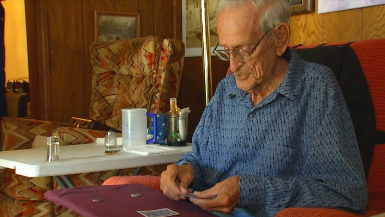 Red Dirt Diaries: Former Magician Still Has Something Up His Sleeve