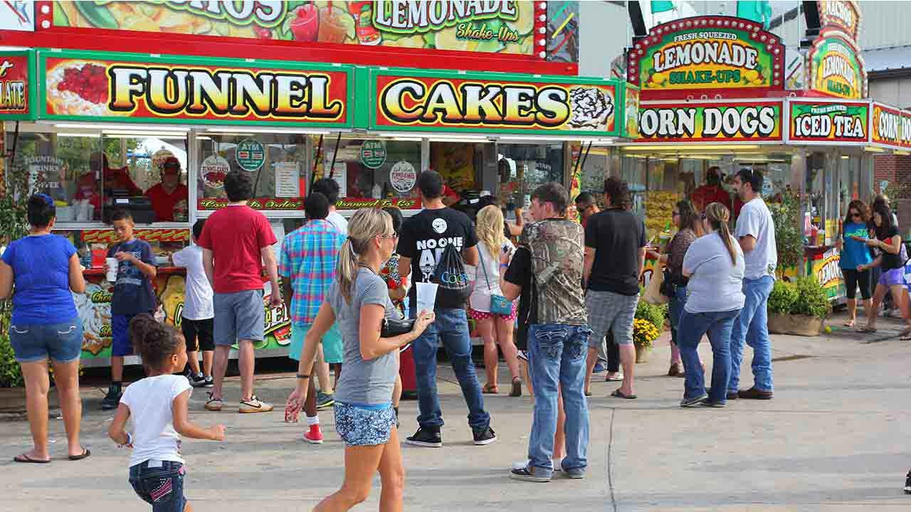 Tickets For Oklahoma State Fair On Sale Starting Saturday