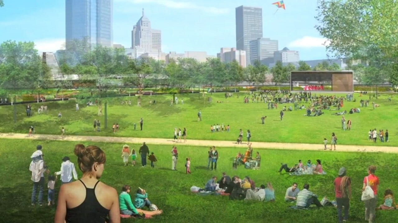 Time To Vote On Name Of New Downtown OKC Park