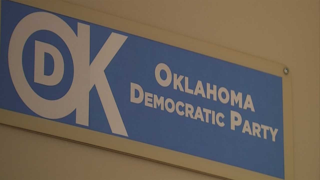 Oklahoma Democrats Elect Youngest Chairperson In State's History