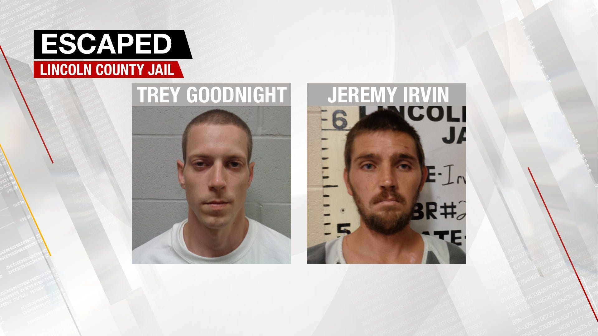 Authorities Investigate Possible Sighting Of Escaped Inmates