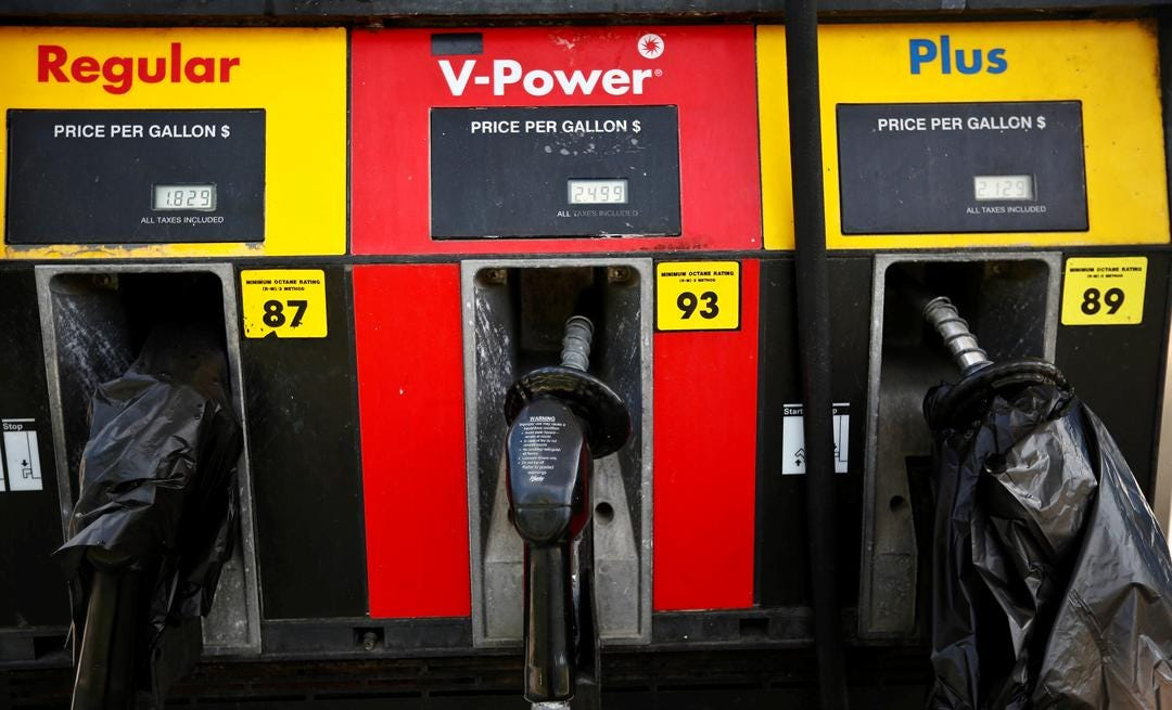 Gas Prices In OKC Fall 5.1 Cents In Past Week
