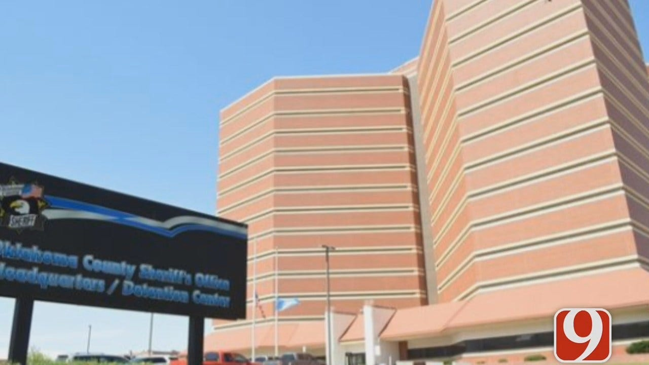 Investigation Underway After Death Of Oklahoma County Jail Inmate