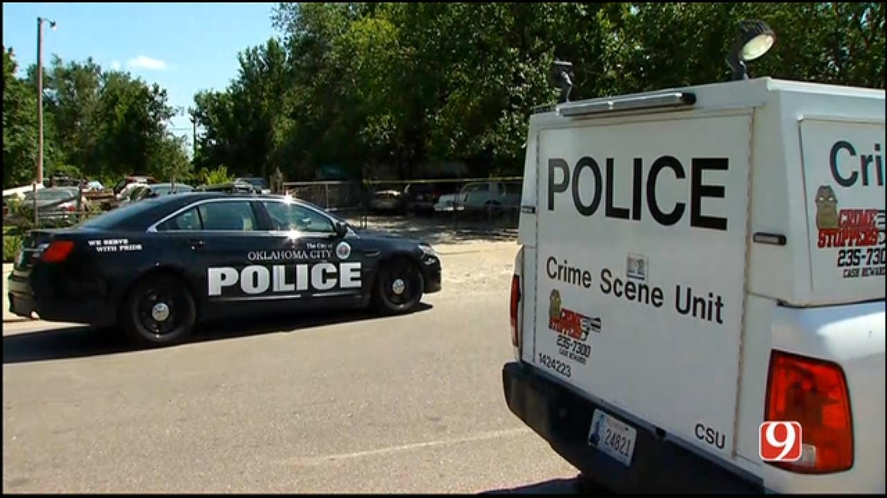 OKC Police Investigate Suspicious Death