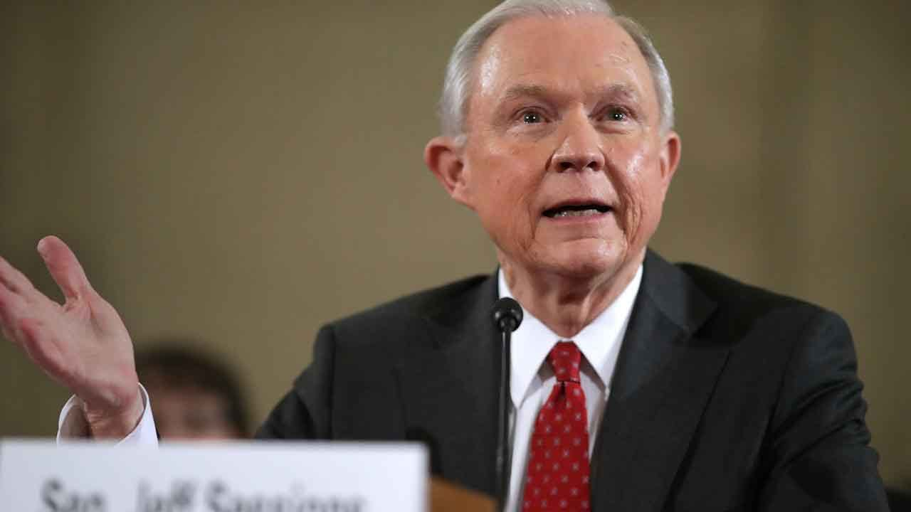 Sessions: Collusion Theories Are 'Appalling And Detestable'