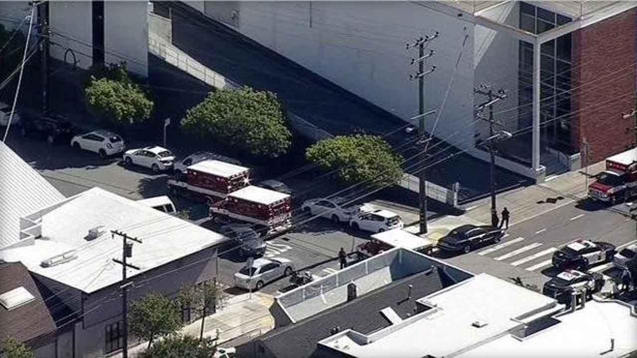 Cops: Three People, Gunman Dead In Shooting At San Francisco UPS Facility