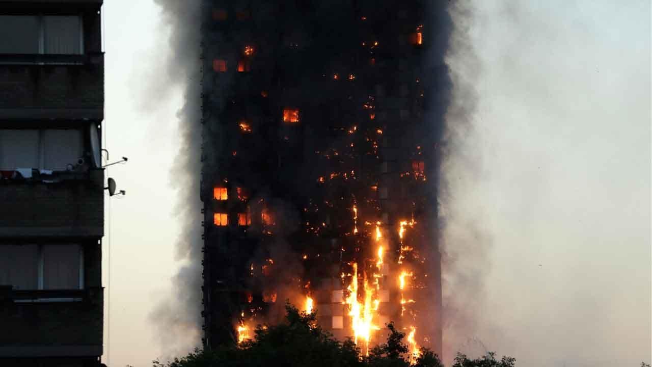 Deadly Blaze Consumes 27-Floor London High-Rise